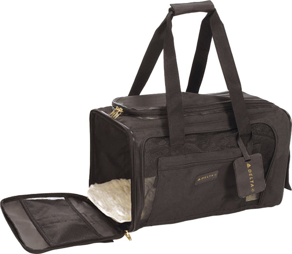 Sherpa Delta Deluxe Pet Carrier, Medium