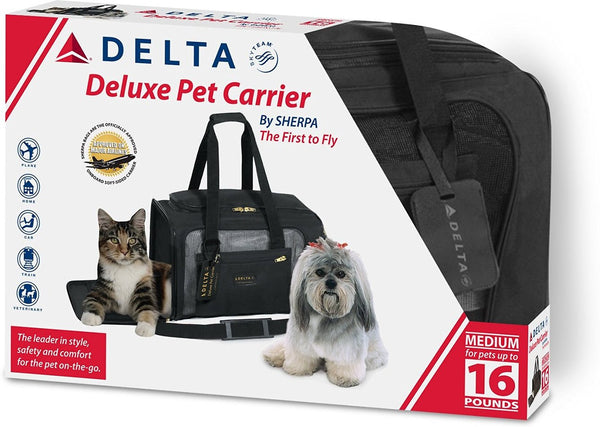 Sherpa Delta Pet Carrier, Medium