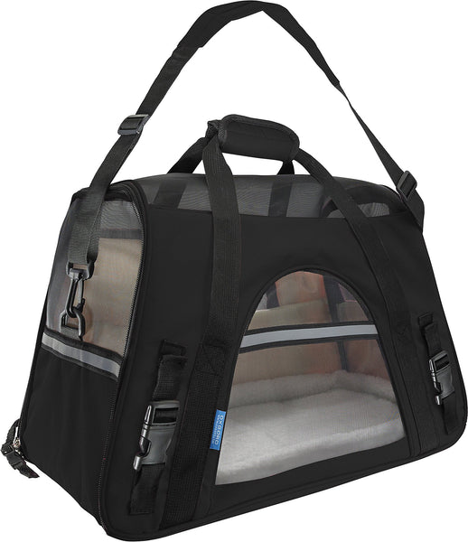 OxGord Pet Carrier, Black