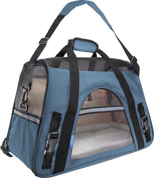 OxGord Pet Carrier, Blue