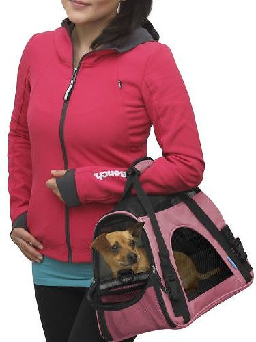 OxGord Pet Carrier, Pink