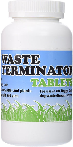 Doggie Dooley Waste Terminator Tablets, 36-count