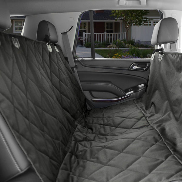 KOPEKS Waterproof Quilted Car Seat Cover