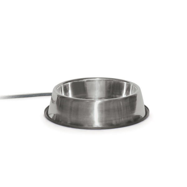 K&H Pet Products Thermal-Bowl Pet Bowl