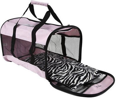 Petmate Soft Sided Pet Kennel Cab & Carrier