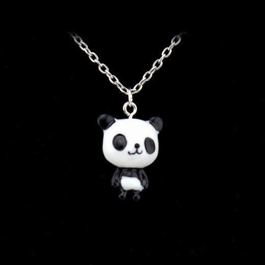 Panda Charm Necklace