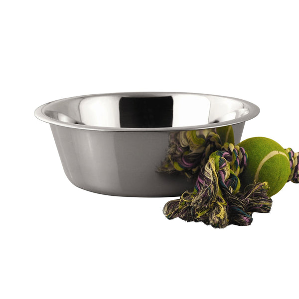 Bergan Stainless Steel Standard Pet Bowl