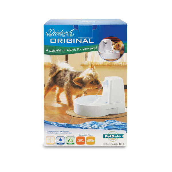 Drinkwell Original Pet Fountain, 50-oz