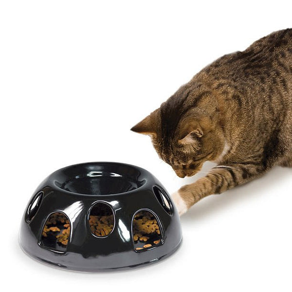 Pioneer Pet Ceramic Portion Control Food Dish