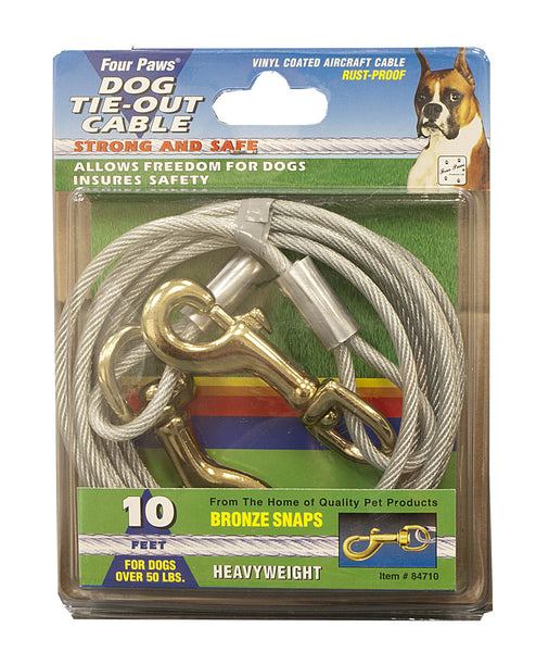 Four Paws Heavy Weight Tie Out Cable
