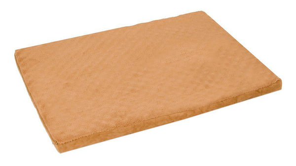 Petmate Suede & Plush Antimicrobial with Microban Orthopedic Deluxe Pet Bed