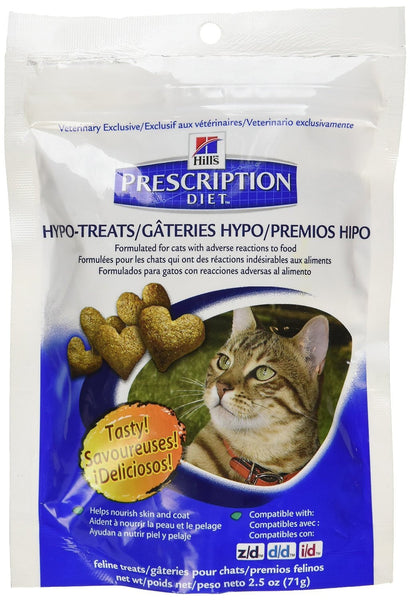 Hill's Prescription Diet Feline Hypo-Treats Cat Treats