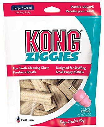 KONG Stuff'N Puppy Ziggies Dog Treats