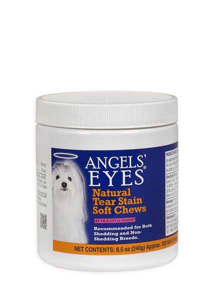 Angels' Eyes Chicken Flavored Natural Soft Chews for Dogs & Cats