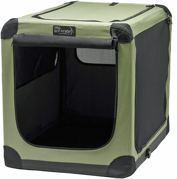 Firstrax Noz2Noz Sof-Krate N2 Series Indoor & Outdoor Pet Home