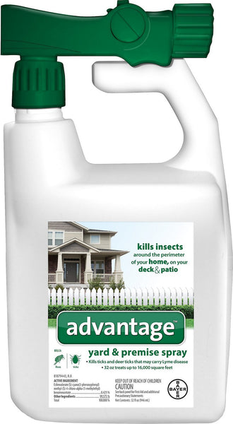 Advantage II Yard & Premise Spray, 32-oz hose-end spray