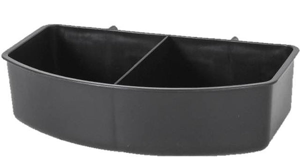 Petmate Kennel Water Pet Cup, Double