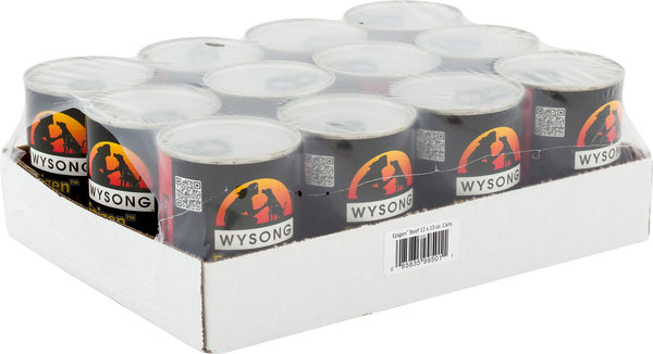Wysong Epigen Beef Formula Grain-Free Canned Dog, Cat & Ferret Food, 13-oz, case of 12