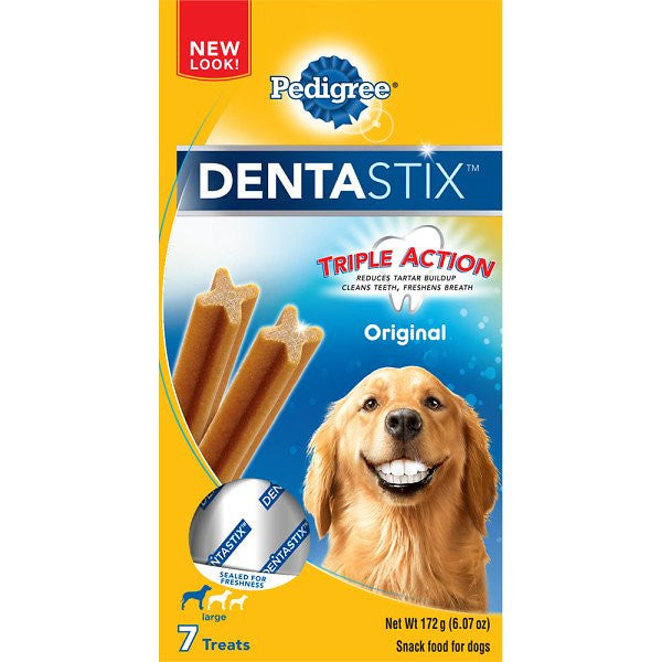 Pedigree Dentastix Large Original Dog Treats