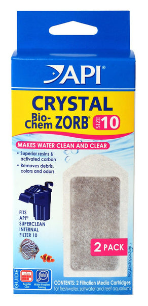 API Bio-Chem Zorb Crystal Filter Cartridge