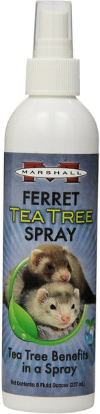 Marshall Tea Tree Spray for Ferrets, 8-oz bottle