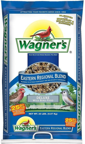 Wagner's Eastern Regional Blend Deluxe Wild Bird Food
