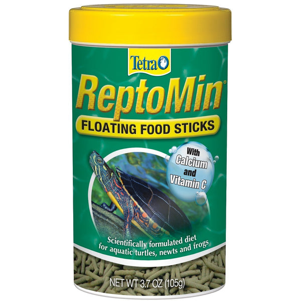 Tetra ReptoMin Floating Sticks Turtle & Amphibian Food