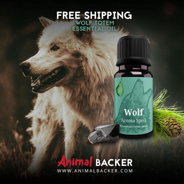 WOLF TOTEM ESSENTIAL OIL