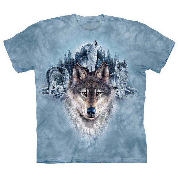 Blue Moon Wolves T-Shirt