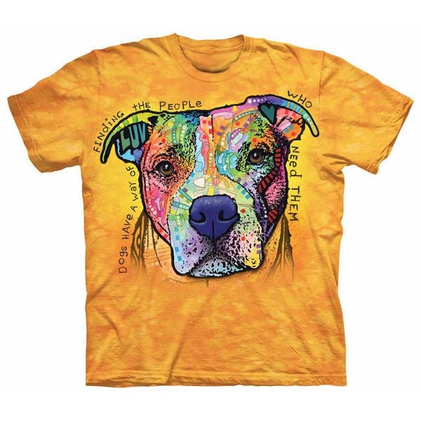 Dogs Have a Way T-shirt