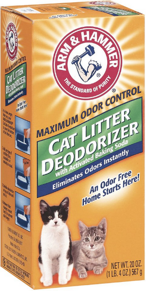 Arm & Hammer Litter Cat Litter Deodorizer Powder