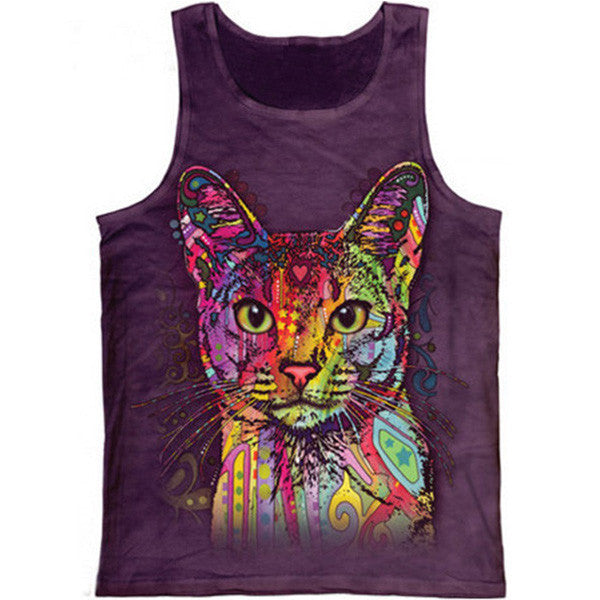 Abyssinian Mens Tank Top