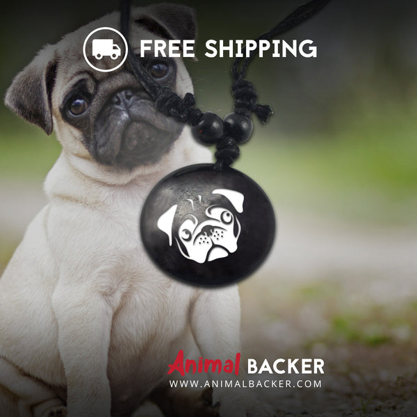Pug Backer Pendant SALE