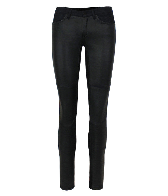 Flash Friend Pant in Black