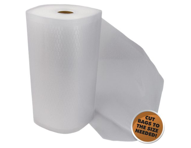 "11"" x 50' Vacuum Sealer ROLLS - The Vak Shack"