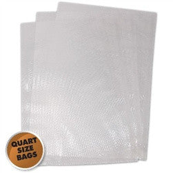 "8"" x 12"" QUART Vacuum Sealer Bags - The Vak Shack"