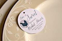 CUSTOM BRIDAL SHOWER TAGS