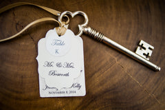 CUSTOM LAYERED ESCORT CARDS