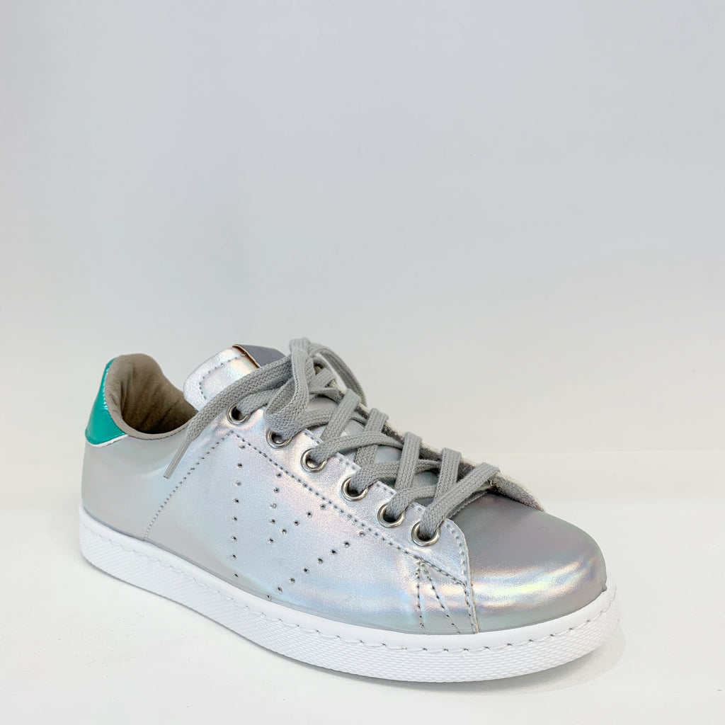 Holographic Sneaker