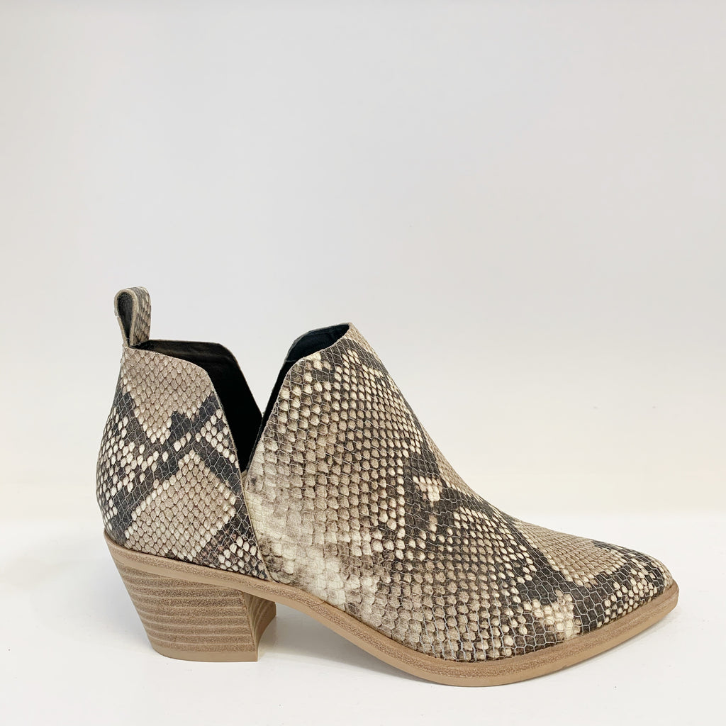 Sonni Boot in Snake
