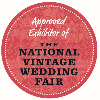 The National Vintage Wedding Fair Daisy Says I Do