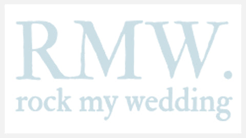 RMW Creative and helpful Wedding Signage