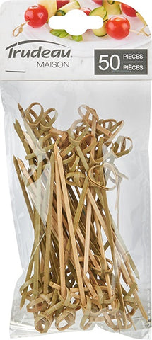Bamboo Cocktail Picks - Pack of 50