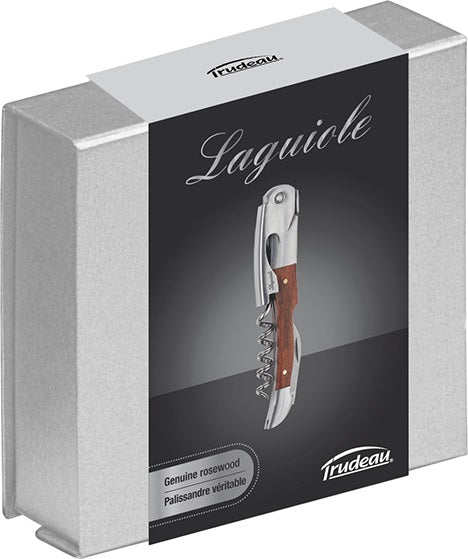 Laguiole Corkscrew with Case