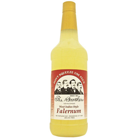 Fee Brothers West Indies Style Falernum 946 mls