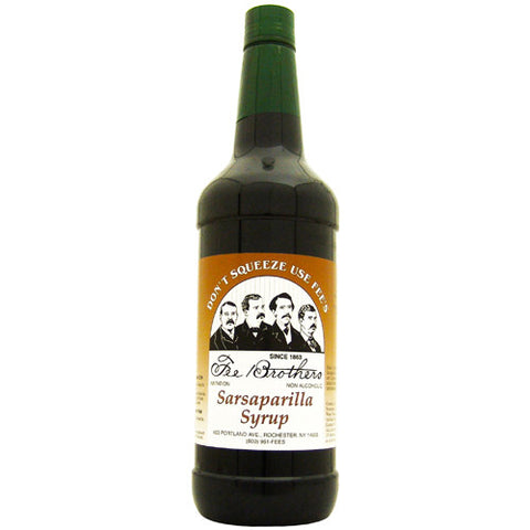 Fee Brothers Sarsaparilla Syrup