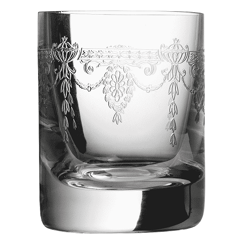 Retro Shot Glass 1890 - Set of 6