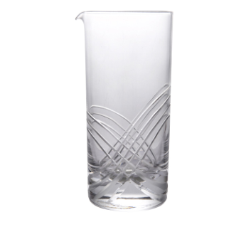 TCB Parachute Mixing Glass