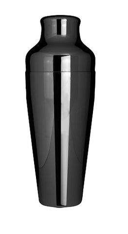 2-Piece Cocktail Shaker, Gunmetal