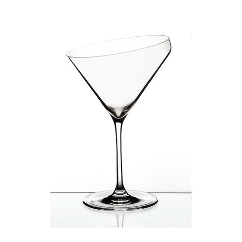 Edge Martini Glass, 10 oz - Set of 6